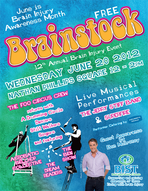 Save the Date! Brainstock is June 20.