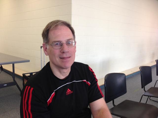 BIST board member Stephen Gregory