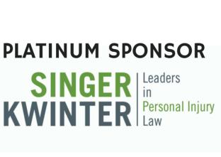 Platnium Sponsor Singer Kwinter