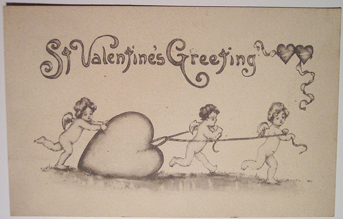 photo credit: Vintage Valentines Day Postcard via photopin (license)