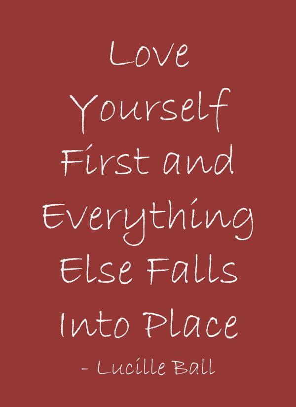 This Valentines Day Fall In Love With Yourself Bist