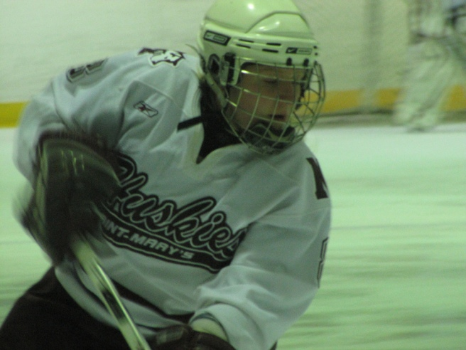 photo credit: UPEI Panthers at Saint Mary's Huskies (Nov 27 2010, Halifax NS) via photopin (license)