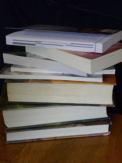 photo credit: Stack of Books via photopin (license)