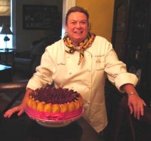 Personal chef Janet Craig