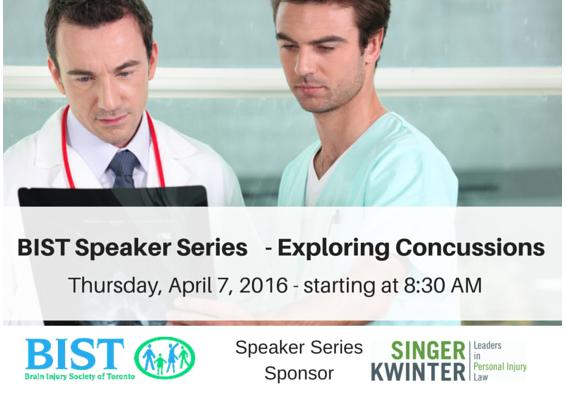BIST Exploring Concussions Talk