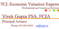 TCL Economic Valuation Experts Logo