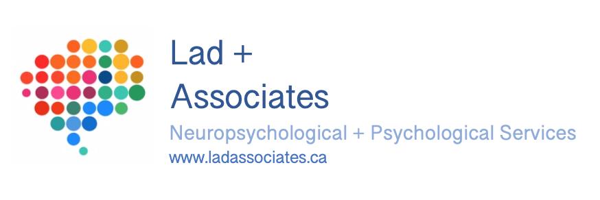 Lad + Associates Logo