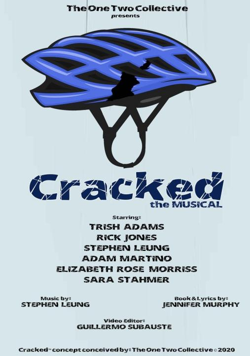 Cracked the Musical Poster